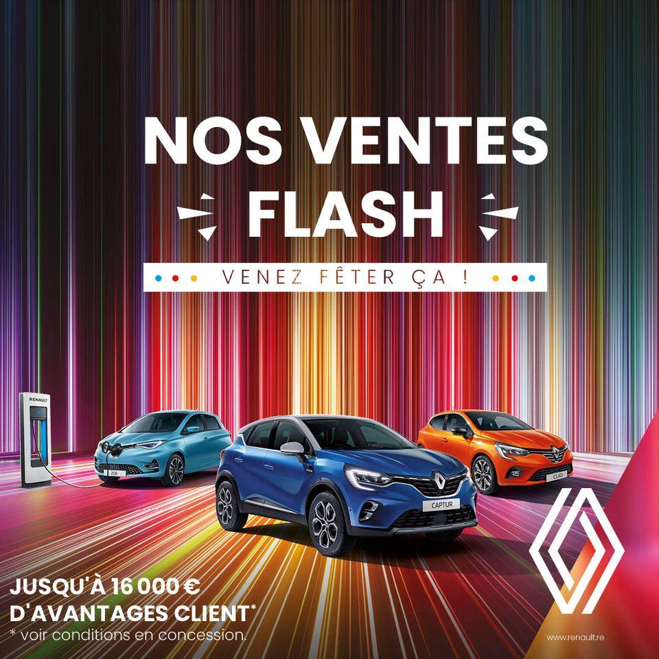 Couv- ventes flash